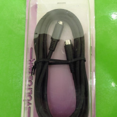 Cablu prelungitor s-vhs 2m MAS185