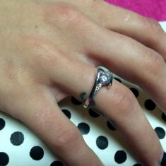 Inel dama argint 925 model Line Plus - Inel argint
