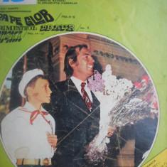 HOPCT REVISTA CUTEZATORII NR 19 -MAI 1972 / DOCTORUL CHRISTIAAN BARNARD PE COPERTA ! - Revista scolara