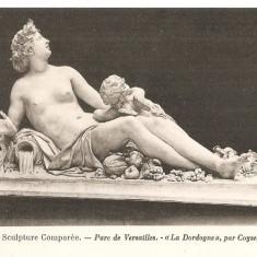 CPI (B5187) MUZEUL DE SCULPTURA COMPARATA - PARCUL VERSAILLES, COYSEVOX - LA DORDOGNE, ARTA,, Necirculata, Fotografie