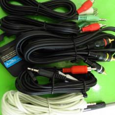 Cablu adaptor de la jack stereo 3.5 la rca cca1.5m MAS184