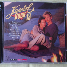 KUSCHELROCK 13 - 1999 - 2 C D Original - Muzica Dance sony music