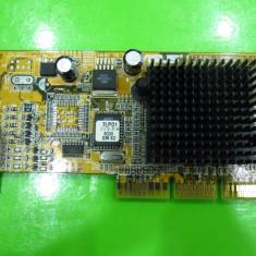 Placa video AGP low profile v7100m 32mb MAS147 - Placa video PC