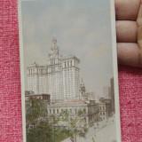 carte postala --- New Municipal Building New York - circulata 1913 !!!
