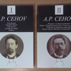 A.P. CEHOV - OPERE, doua volume (Teatru, 13 piese) - Carte Teatru
