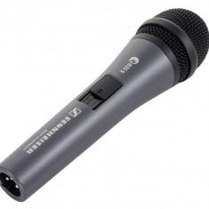NOU 2015! MICROFON PROFESIONAL Sennheiser E825-S Handheld Cardiod Dynamic Microphone with On/Off Switch, SIGILAT.