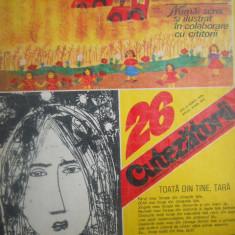 HOPCT REVISTA CUTEZATORII NR 26 - 24 IUNIE 1976 - Revista scolara