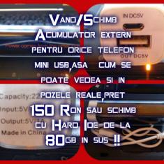 Vand/Schimb - Baterie externa Case Logic