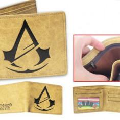 Portofel Piele - Assassins / Assassin's Creed Unity - Ubisoft - Portofel Barbati