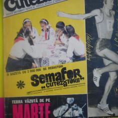 HOPCT REVISTA CUTEZATORII NR 41 - 9 OCTOMBRIE 1975 - Revista scolara
