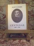 "Vasile Alecsandri - Centenar 1890 - 1990 ""A961"""