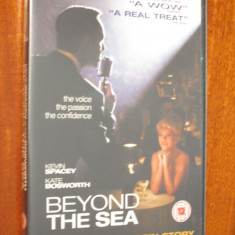 BEYOND THE SEA - film DVD - cu KEVIN SPACEY si KATE BOSWORTH (original din Anglia, in stare impecabila!!!)