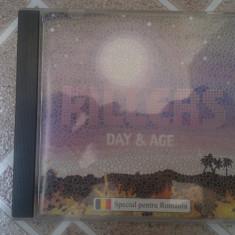 Vand cd original KILLER -DAY & AGE - Muzica Rock universal records