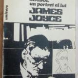 DAN GRIGORESCU - REALITATE, MIT, SIMBOL: UN PORTRET AL LUI JAMES JOYCE (1984)