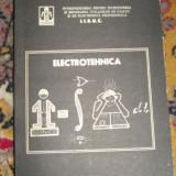 RWX 43 - ELECTROTEHNICA - DONCESCU DUMITRU - EDITIA 1984 - Carti Electrotehnica