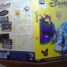 Joc PC - Disney's - Toy Story 2 - (GameLand - sute de jocuri) - Jocuri PC Disney, Actiune, 3+, Single player