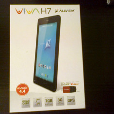 Tableta Allview, 7 inch, 8 Gb, Wi-Fi + 3G