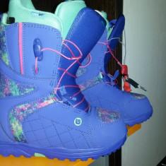 Boots Burton Mint - Purple Mint (38) - Boots snowboard Burton, Femei