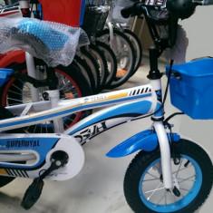 Bicicleta copii cu cosulet in fata DSYH, 12