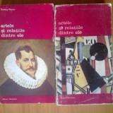 D1 Thomas Munro - Artele si relatiile dintre ele (2 volume)
