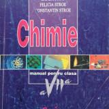 CHIMIE MANUAL PENTRU CLASA A VII-A - Sanda Fatu, Felicia Stroe, Constantin Stroe - Manual scolar corint, Clasa 7, Corint
