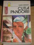 RWX 29 - CUTIA PANDOREI - TUDOR NEGOITA - EDITATA IN 1986