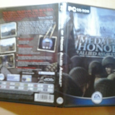 Joc PC - Medal of honor - Allied assault - (GameLand - sute de jocuri) - Jocuri PC Electronic Arts, Shooting, 16+, Single player