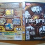 Joc PC - Rise of nations  (GameLand - sute de jocuri)
