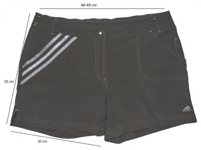 Pantaloni scurti sport casual ADIDAS ClimaLite, ca noi (dama XL spre 2XL) foto