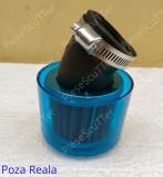 Filtru aer SPORT ( cu protectie la praf si apa ) Scuter ( 39mm ) Piaggio NRG mc3 DD (Cat) LC (apa)