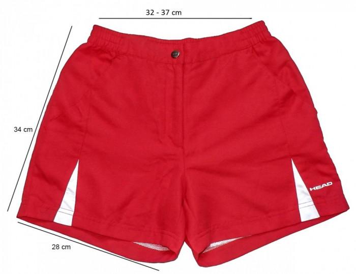 Pantaloni scurti sport tenis HEAD (dama S) cod-269066 foto mare
