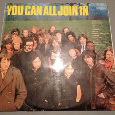 YOU CAN ALL JOIN IN - selectie ROCK CLASIC (1969 / ISLAND REC)-VINIL - ENGLAND - Muzica Rock universal records