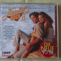 KUSCHELROCK 11 - 1997 - 2 C D Original - Muzica Pop sony music