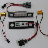 Lampa LED numar Skoda Octavia 1Z / Roomster 5J - Led auto