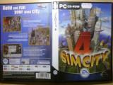Joc PC - Sim City 4 - (GameLand - sute de jocuri), Simulatoare, 12+, Single player, Electronic Arts