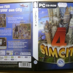 Joc PC Electronic Arts - Sim City 4 - (GameLand - sute de jocuri), Simulatoare, 12+, Single player