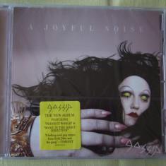 GOSSIP - A Joyful Noise - C D Original NOU Sigilat - Muzica Rock sony music
