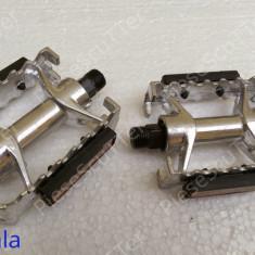 Set 2 Pedale Bicicleta ( aluminiu )