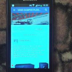 Vand Samsung Galaxy Trend Plus, Negru, Neblocat