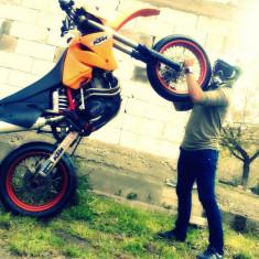 Ktm exc 400 - Motocicleta KTM