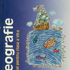 GEOGRAFIE MANUAL PENTRU CLASA A VII-A - Silviu Negut, Gabriela Apostol - Manual scolar, Clasa 7