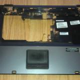 Palmrest + touchpad + fingerprint HP Compaq 6715 B - Carcasa laptop