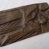 Basorelief religios pe bronz (14)