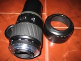 Obiectiv Minolta/Sony 70-210 mm  f:4,5-5,6 - montura metalica, Tele, Autofocus, Sony - E
