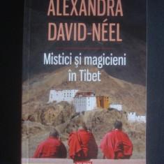 ALEXANDRA DAVID NEEL - MISTICI SI MAGICIENI IN TIBET, Polirom