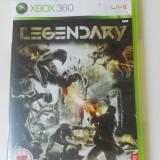JOC LEGENDARY - xbox 360 - original PAL - Jocuri Xbox 360, Actiune, 16+