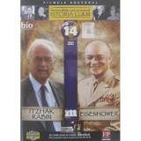 Itzhak rabin si  eisenhower dvd nr 14, Romana
