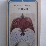 Poezii - Nichita Stanescu / R3P1F - Carte poezie