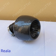 Filtru aer SPORT ( cu protectie la praf si apa ) M2 Scuter ( 39mm ) Yamaha Aerox - Filtru aer Moto