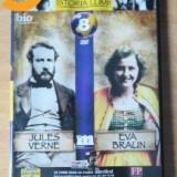 Istoria Lumii - Jules Verne si Eva Braun DVD, nr 8 - Film documentare Altele, Romana